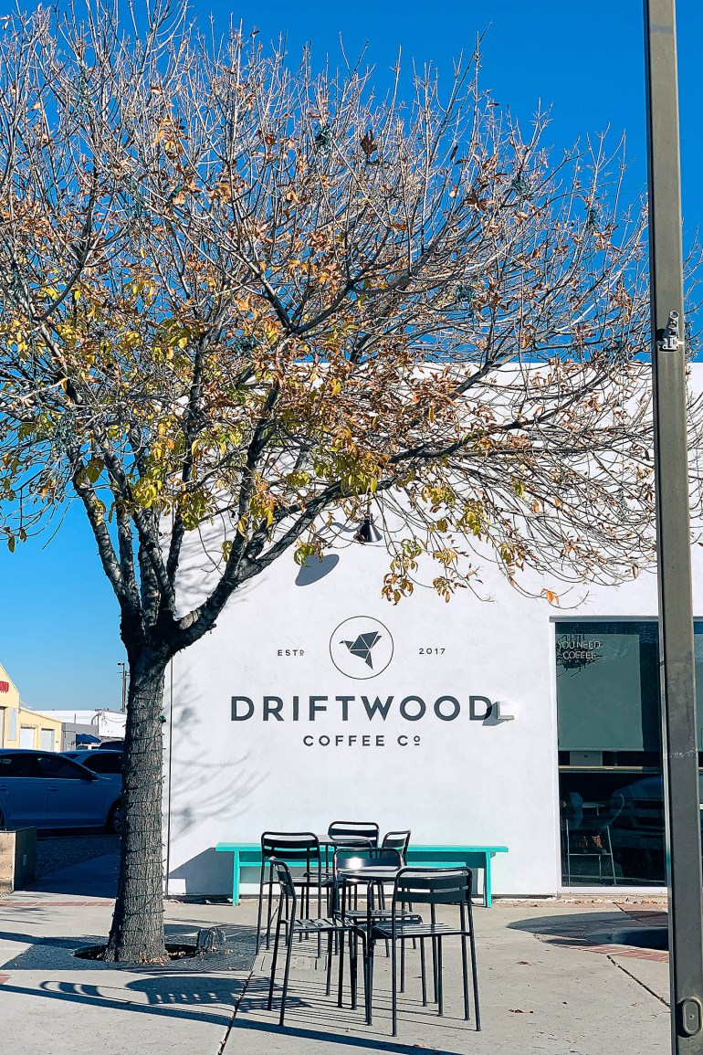 Unique restaurants to try in Peoria, Arizona - Driftwood Coffee