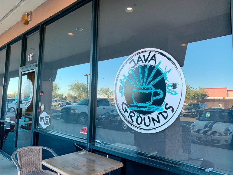 Unique restaurants to try in Peoria, Arizona - Java Grounds