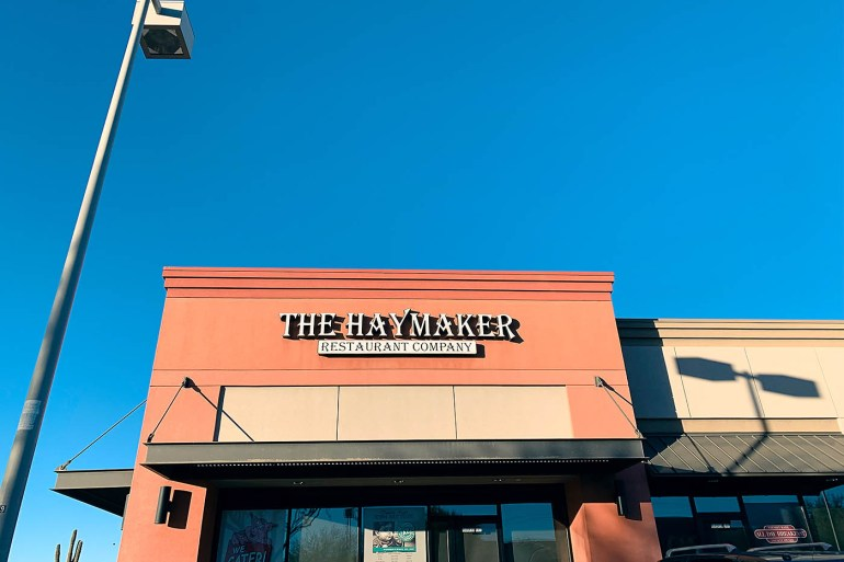 Unique restaurants to try in Peoria, Arizona - The Haymaker