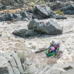 Arizona Family Adventure Travel: Whitewater Rafting on the Salt River