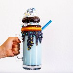 Star Wars Blue Milk Galaxy Freakshake