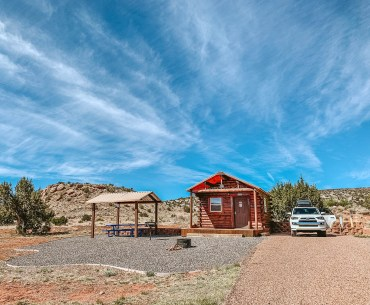 Camping Cabins at AZ State Parks