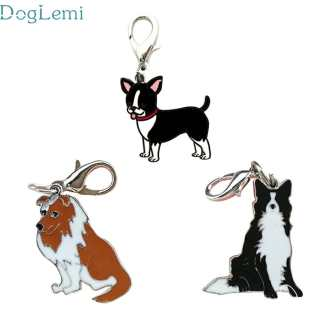 Lovely Pets Dog Tag ID