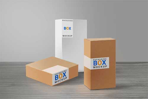 Download Packaging Mockup: 32 Templates for Showcasing Products