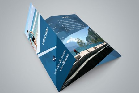 Tri fold Brochure Template  20 Free Easy to Customize Designs tri fold brochure template