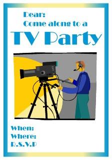 TV Star parties