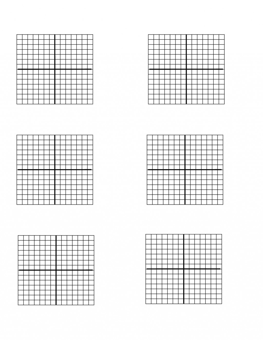 Free Printable Coordinate Graphing Worksheets