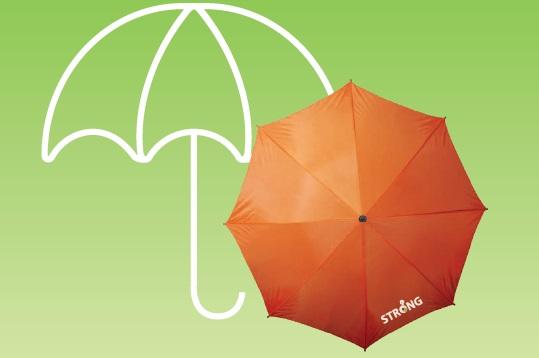 copertina catalogo ombrelli e cappelli all gadgets