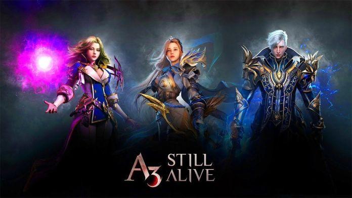 Descubre A3: Still Alive, un RPG con Battle Royale para móviles abierto a  pre-registros - AllGamersIn