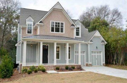 New Construction In Hillsdale Brookhaven