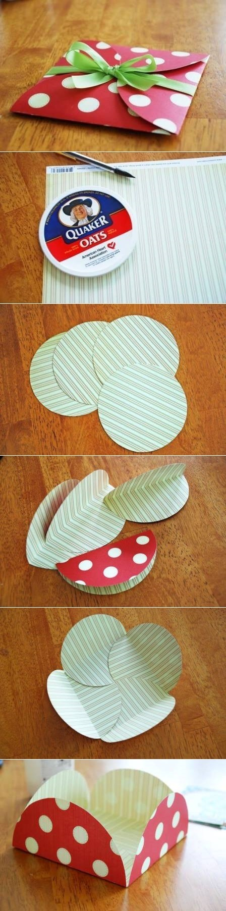 Make Your Own Christmas Card Holder