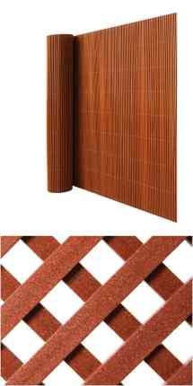 cerramientos de madera sintetica
