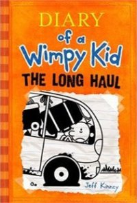 Diary of a wimpy kid; the long haul