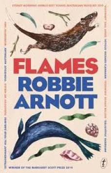 Text Publishing — Flames, book by Robbie Arnott