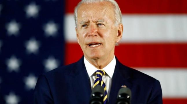 77 वर्षीय जो बिडेन 3 नवंबर के राष्ट्रपति चुनावों में 74 वर्षीय रिपब्लिकन राष्ट्रपति डोनाल्ड ट्रम्प को चुनौती दे रहे हैं। (फाइल फोटो: एपी)