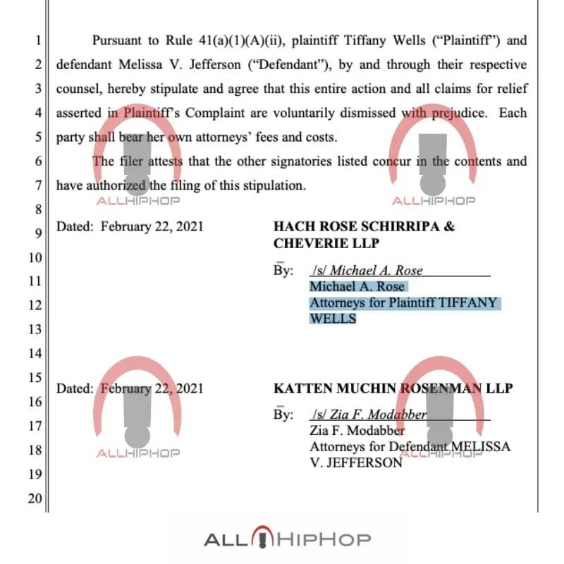Lizzo Postmates Lawsuit Dismissed