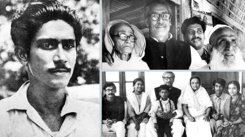 Sheikh Mujibur family