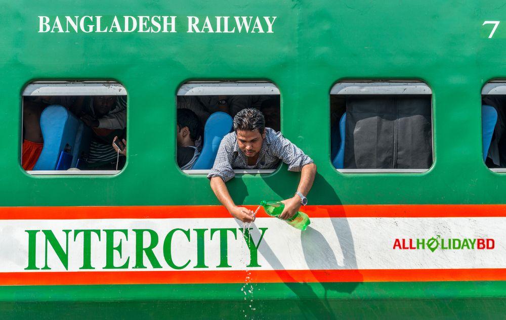 Intercity Train schedule