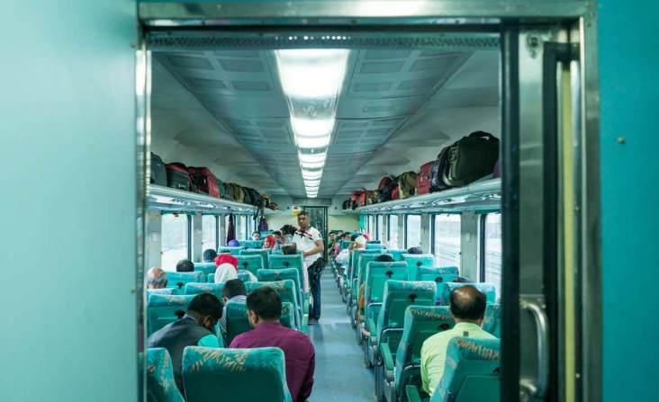 Dhaka to Kolkata Train