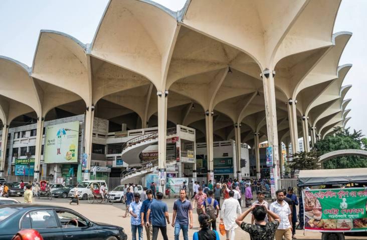 kamalapur rail station