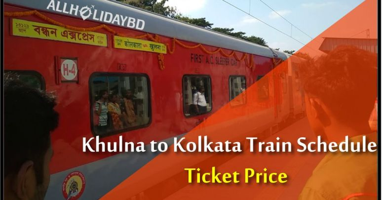 Khulna to Kolkata Train Schedule