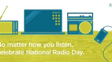 Celebrate National Radio Day