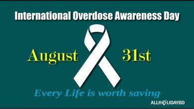 Overdose Awareness Day 2019