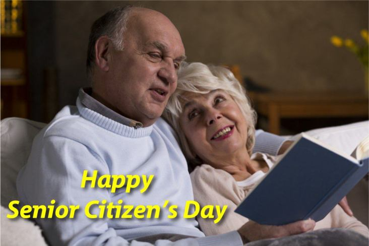Senior Citizen Day Poems