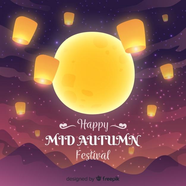 Happy Mid Autumn Greetings