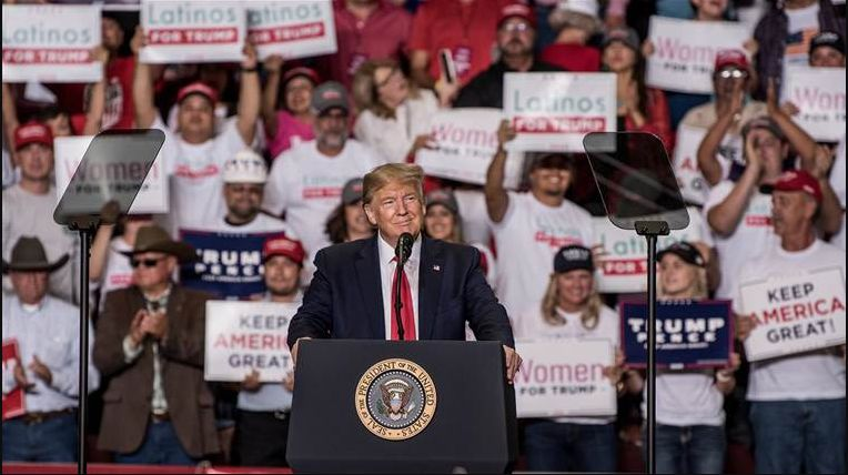 Hispanics Trump