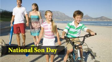 National Son Day 2019