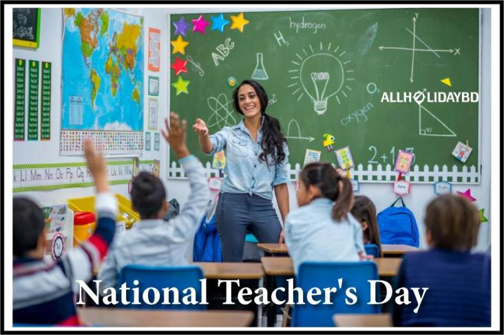 National Teachers Day 2019