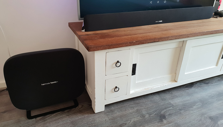 Review: Harman Kardon Omni Bar Plus Expensive Wireless HD Soundbar