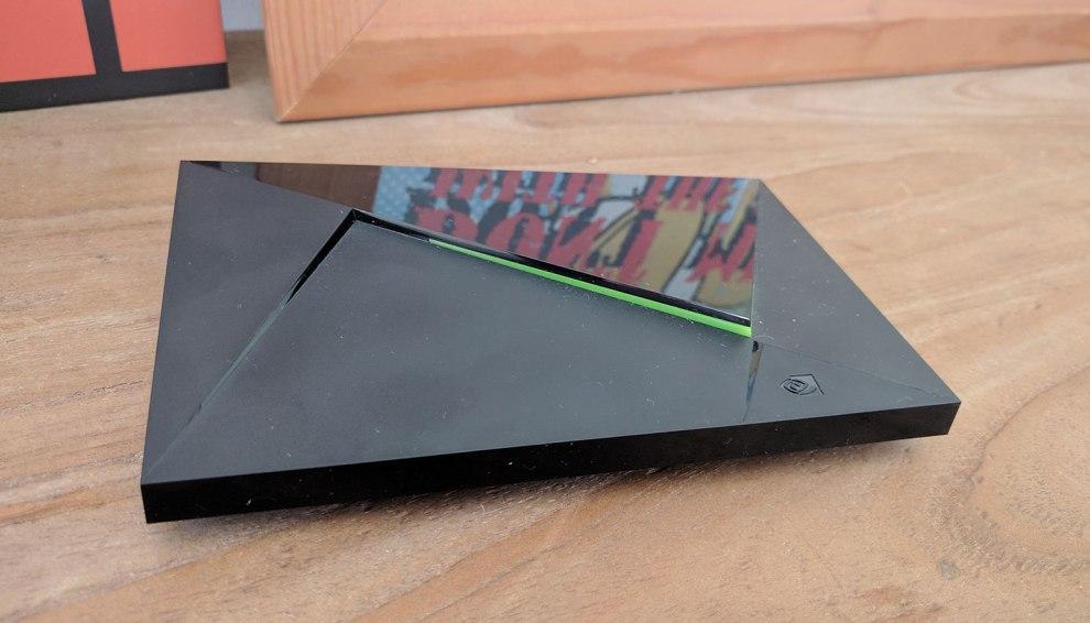 Nvidia resumes update Experience 7 0 (Oreo) for Nvidia Shield