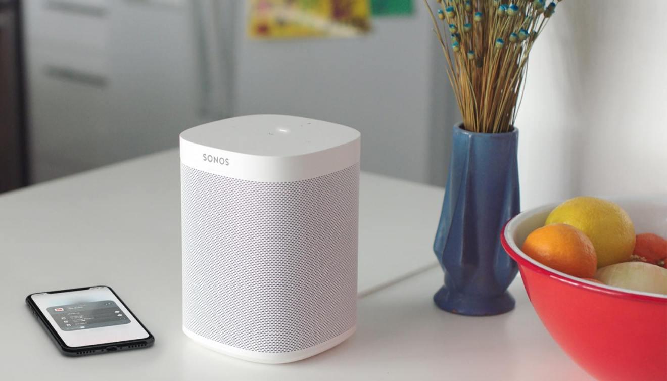 Sonos and IFTTT