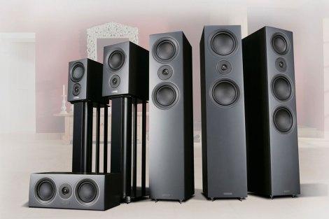Mission LX1 Speakers