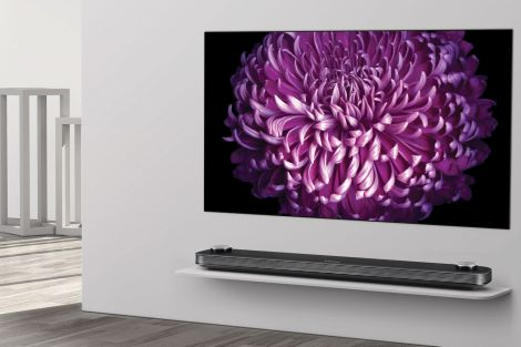 LG Signature OLED65W7V wallpaper oled tv