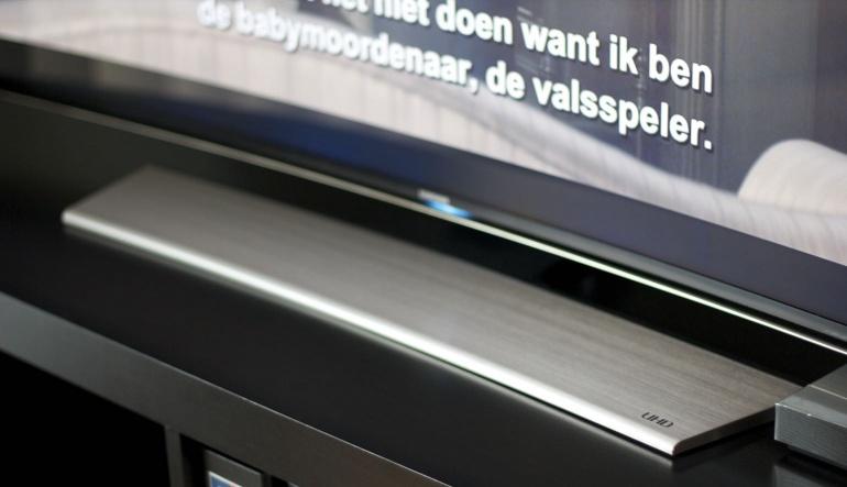 Samsung HU8500 review design