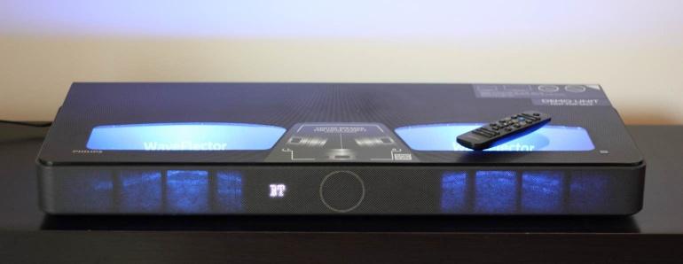 Philips SoundStage loudspeaker HTL5130B-3