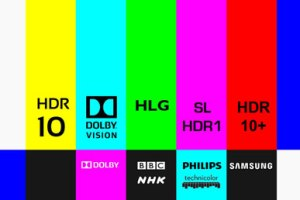 HDR-Formats