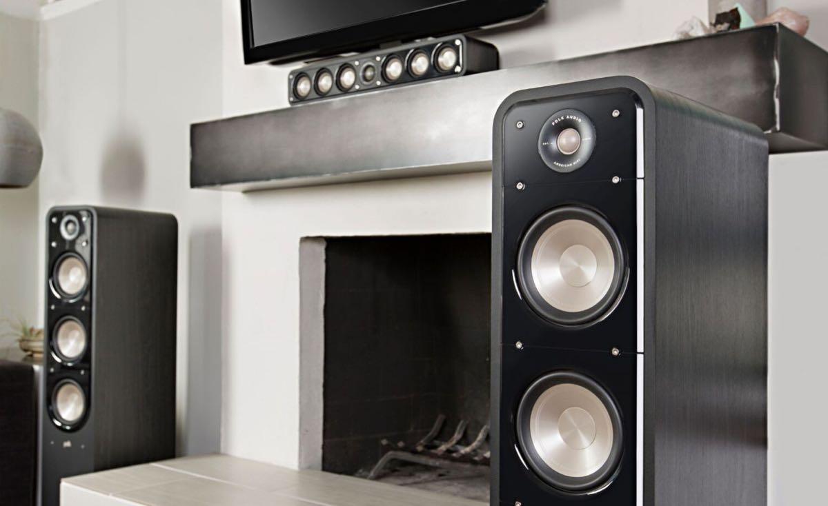 Polk Audio T Series and Signature Series Speakers
