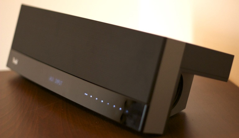Teufel MusicStation review buttons