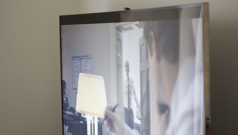 Samsung HU8500 review reflections