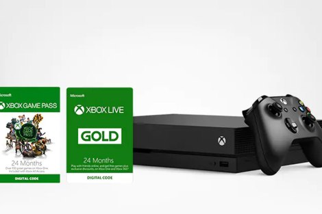 Xbox All Access bundle