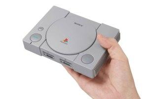Sony mini console