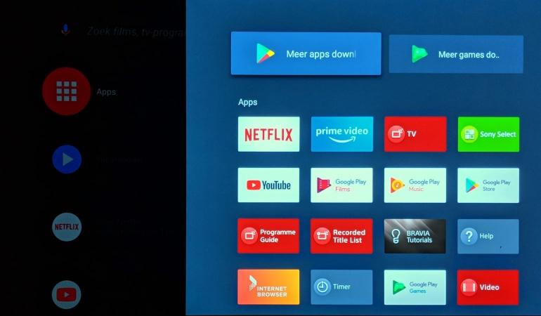 Android TV 8 (Oreo)