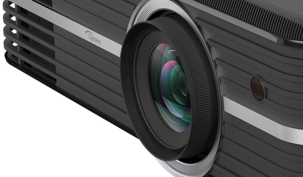 Review Optoma UHD370X