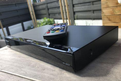 Panasonic DP-UB420 Blu-ray player