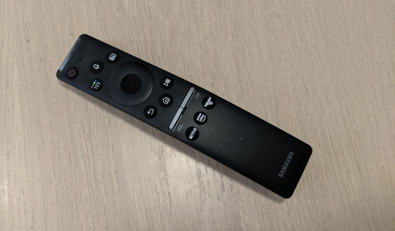 Remote of Samsung QE49Q70R