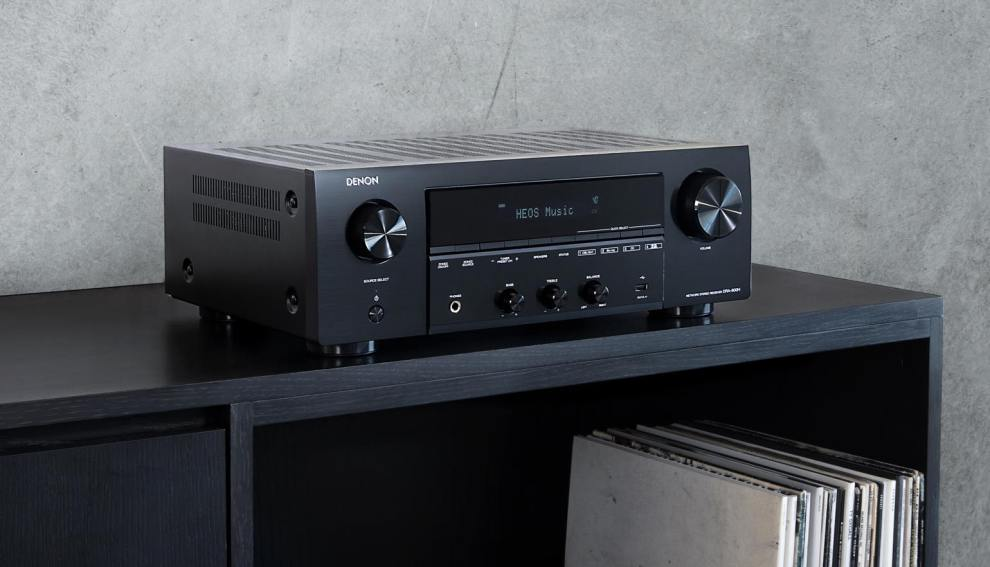 Review: Denon DRA-800H - AV receiver with two channels